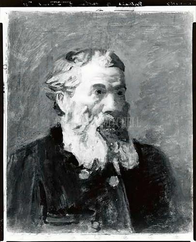 Portrait 2 by Thomas Eakins