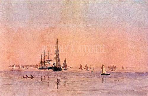 Drifting by Thomas Eakins