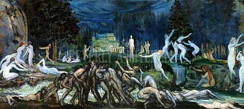 Avatar by Arthur B. Davies