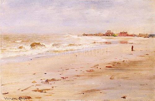Coastal View by William Merritt Chase