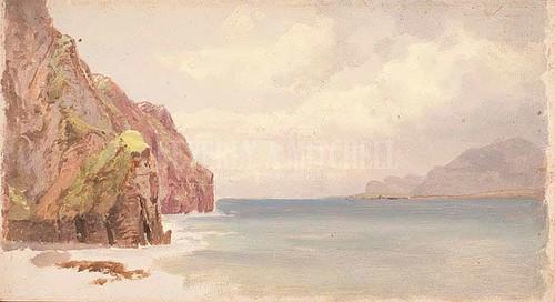 Achill Island by William Trost Richards