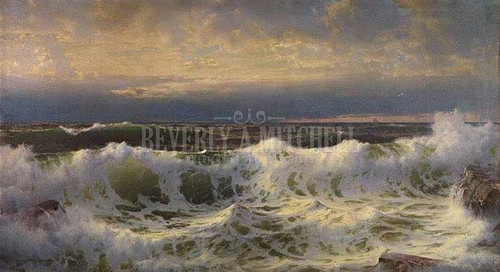 Along The Shore 3 by William Trost Richards