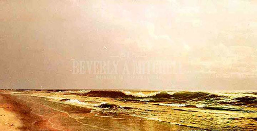 Atlantic Seascape by William Trost Richards
