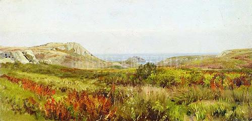 Conanicut by William Trost Richards
