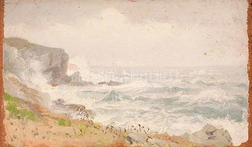 Conanicut 1 by William Trost Richards