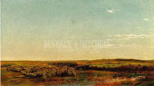 Nantucket 2 by William Trost Richards