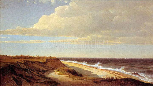 Nantucket by William Trost Richards