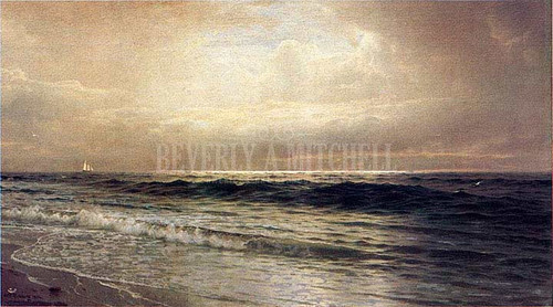 Seascape 4 by William Trost Richards