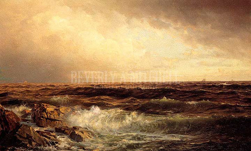 Seascape10 by William Trost Richards