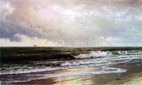 Seascape by William Trost Richards