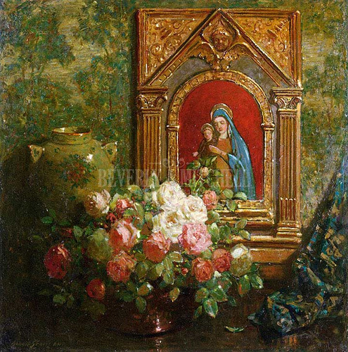 The Offering by Abbott Fuller Graves