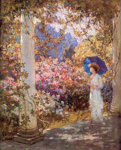 A Summers Day by Abbott Fuller Graves