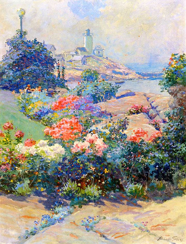 Eastern Point Gloucester by Abbott Fuller Graves