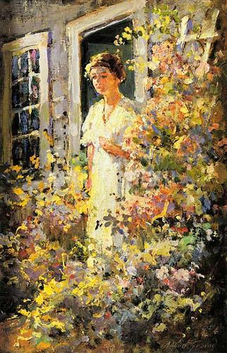 The Summer Garden by Abbott Fuller Graves