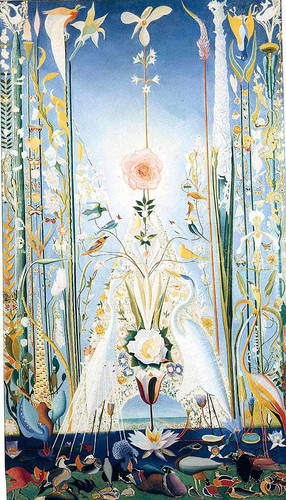 Apotheosis Of The Rose by Joseph Stella