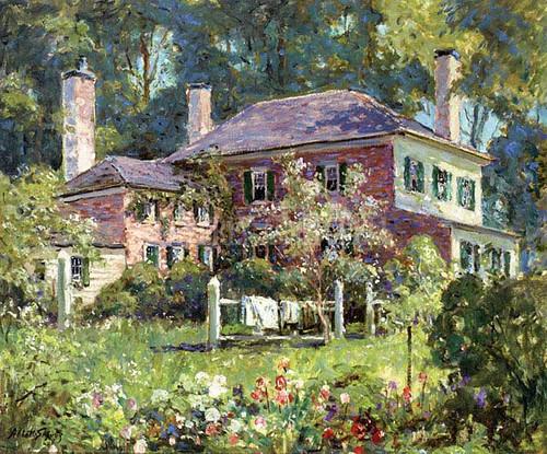 House And Garden by Abbott Fuller Graves