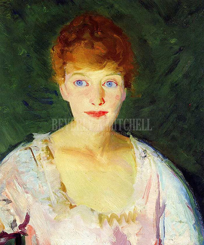 Lucie by George Wesley Bellows