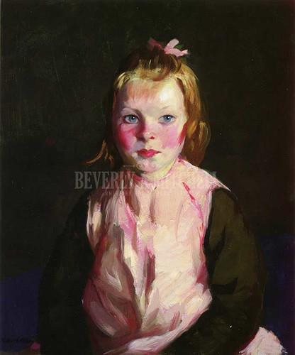 Mary O'dee by Robert Henri