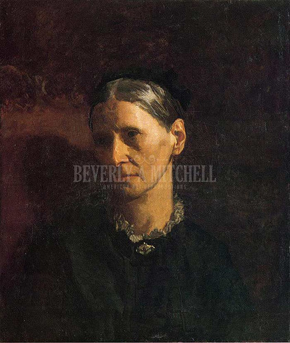Mrs. James W. Crowell by Thomas Eakins