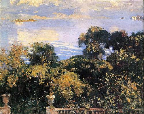 Oranges At Corfu by John Singer Sargent