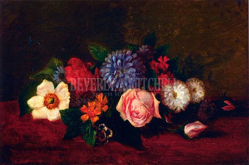 Mixed Bouquet by Charles Ethan Porter
