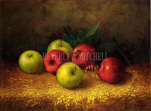 Apples On The Ground by Charles Ethan Porter
