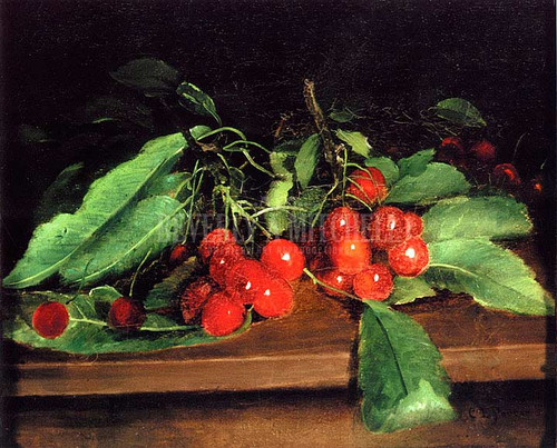 Cherries by Charles Ethan Porter