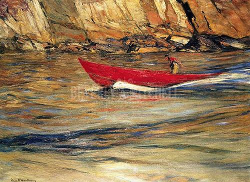 Challenge by Charles H. Woodbury