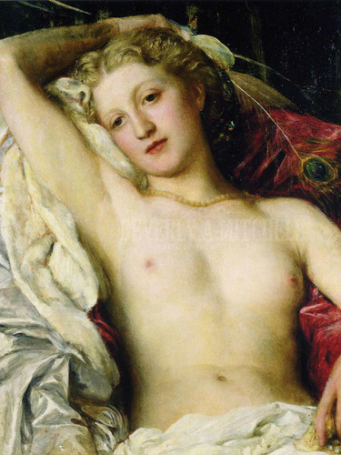 Nude by George Frederick Watts