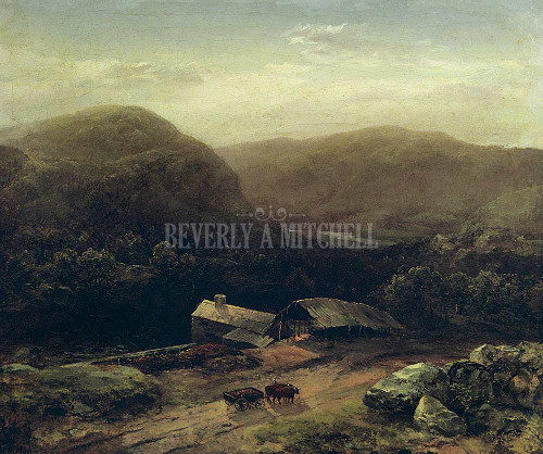 In The Housatonic Valley By Martin Homer Dodge