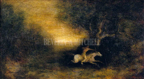 The Chase By Blakelock Ralph Albert