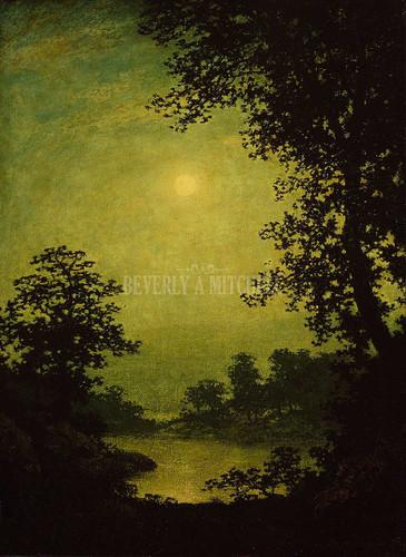 Moonlight Sonata By  Blakelock Ralph Albert