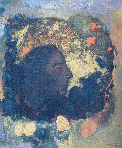 Paul Gauguin 1903 1905 By Odilon Redon