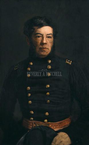 Portrait Of General George Cadwalader ByThomas Eakins
