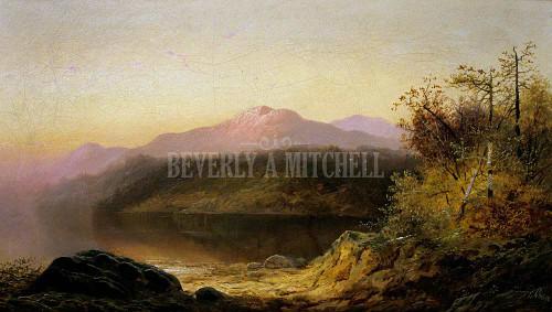 Adirondack Mountains By Chapin Charles H.
