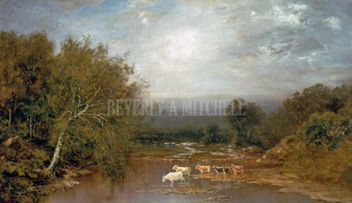 Brook By Blakelock Ralph Albert