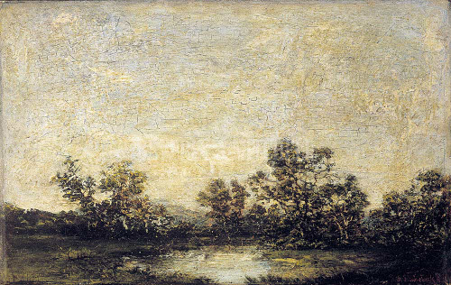 Landscape By Blakelock Ralph Albert
