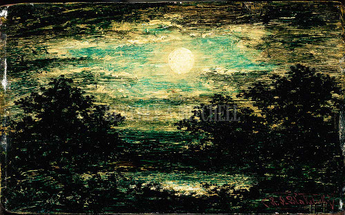 Moonlight By  Blakelock Ralph Albert