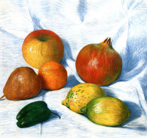 Fruits By Hans Emmenegger