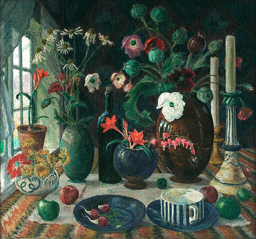 Still Life By Nicolai Astrup