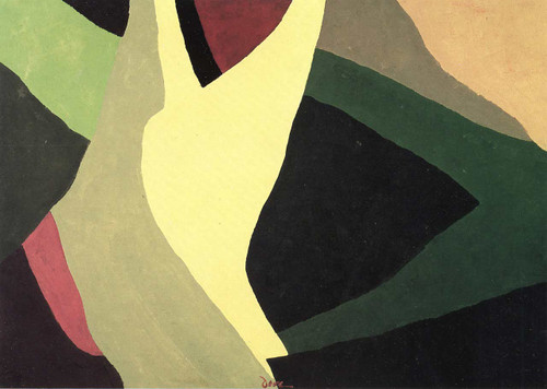 Formation I By Arthur Dove