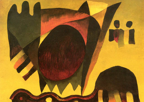 Indian Summer By Arthur Dove