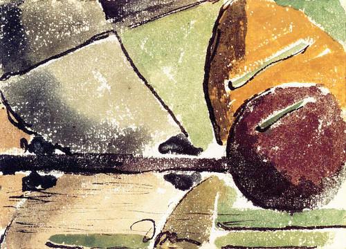 Landscape Ii By Arthur Dove
