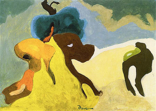 Tree Forms By Arthur Dove