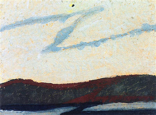 Untitled (Also Known As Landscape) By 1 By Arthur Dove