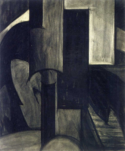 Abstraction Untitled, Nature Symbolized By Arthur Dove