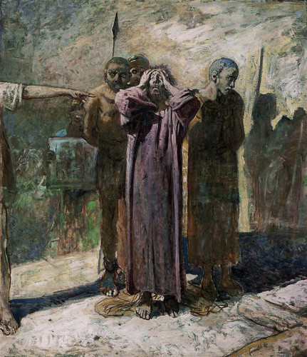 Calvary By Nikolai Nikolaevich Ge