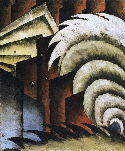 Chinese Music By Arthur Dove