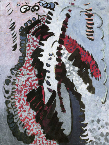 George Gershwin   I'll Build A Stairway To Paradise By Arthur Dove