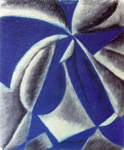 Movement No. 1 By 2 By Arthur Dove